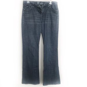 Kut from the Kloth wide leg jeans!